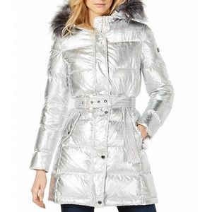 NWT Michael Kors puffer jacket